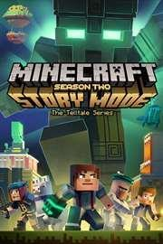 Minecraft: Story Mode - Season Two: Episode 4 - Below the Bedrock cover art