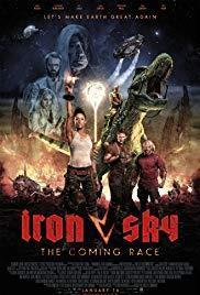 Iron Sky: The Coming Race cover art