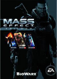 Mass Effect Trilogy Remastered cover art