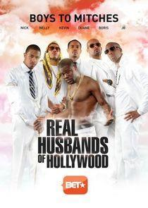 Real Husbands of Hollywood Season 5 cover art