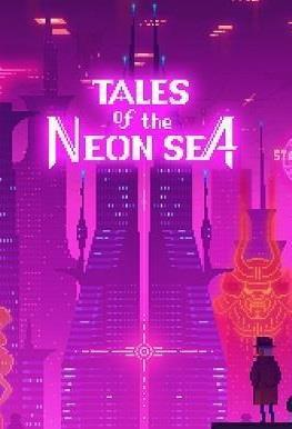 Tales of the Neon Sea cover art