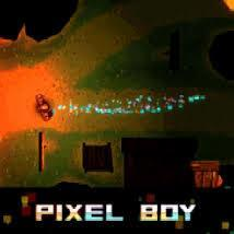 Pixel Boy and the Ever Expanding Dungeon cover art