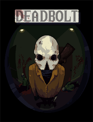 DEADBOLT cover art