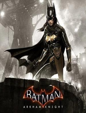 Batman: Arkham Knight - A Matter of Family cover art