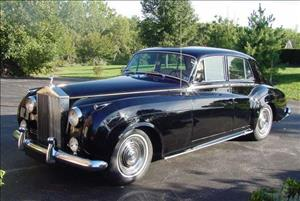 ROLLS-ROYCE Silver Cloud II cover art