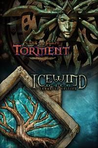 Planescape: Torment: Enhanced Edition / Icewind Dale Enhanced Edition cover art