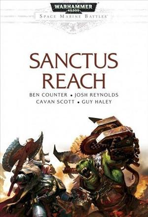 Warhammer 40,000: Sanctus Reach cover art