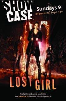 Lost Girl Season 5 cover art