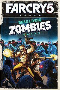 Far Cry 5 - Dead Living Zombies cover art