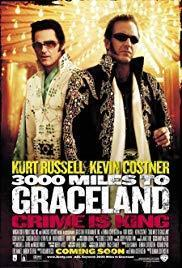 3000 Miles to Graceland cover art
