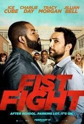 Fist Fight cover art