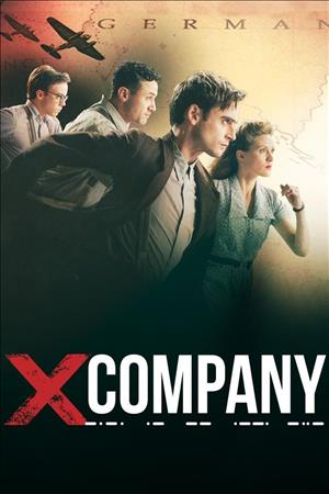 X COMPANY Season 2 cover art