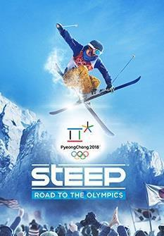 Steep - Road to the Olympics cover art