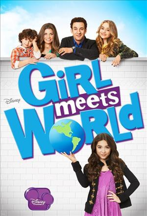 Girl Meets World Season 1 cover art