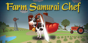 Farm Samurai Chef cover art