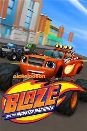 Blaze and the Monster Machines Season 5 cover art