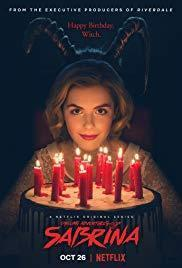 The Chilling Adventures of Sabrina Season 1 cover art