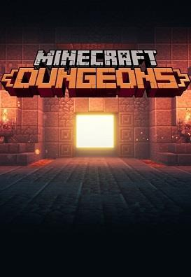 Minecraft: Dungeons cover art