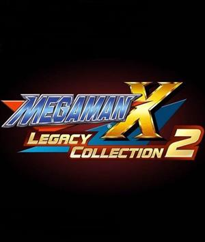 Mega Man X Legacy Collection 2 cover art