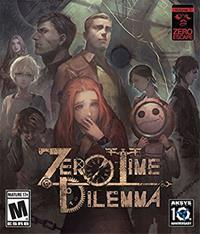 Zero Escape: Zero Time Dilemma cover art