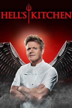 Hell's Kitchen Season 20 cover art