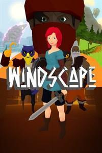 Windscape cover art