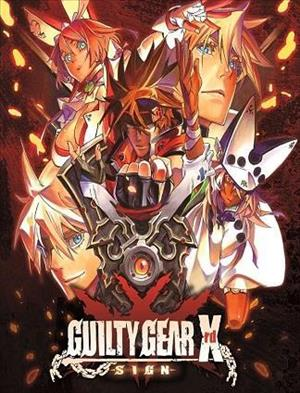 Guilty Gear Xrd -SIGN- cover art