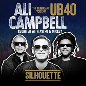 Silhouette (The Legendary Voice of Ub40 - Reunited With Astro & Mickey) cover art
