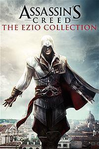 Assassin's Creed: The Ezio Collection cover art