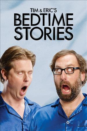 Tim and Eric's Bedtime Stories Season 2 cover art