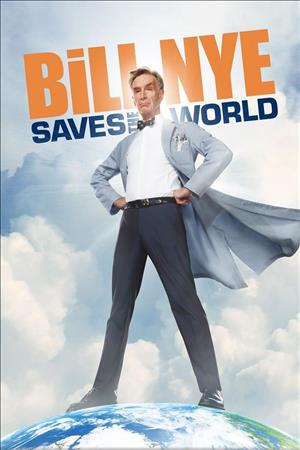 Bill Nye Saves the World Season 3 cover art