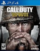 Game Call of Duty: WWII  PlayStation 4 cover art