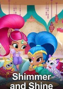 Shimmer and Shine Season 2 cover art