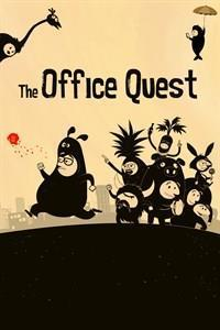 The Office Quest cover art