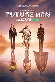 Future Man Season 2 cover art