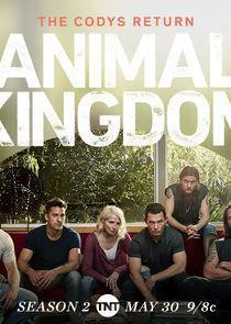 Animal Kingdom Season 2 cover art
