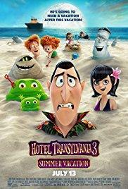 Hotel Transylvania 3: Summer Vacation cover art