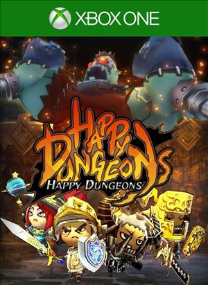 Happy Dungeons cover art