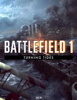 Battlefield 1 - Turning Tides cover art