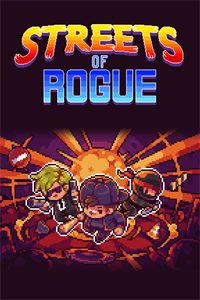 Streets of Rogue cover art