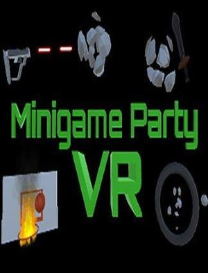 Minigame Party VR cover art