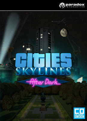 Cities: Skylines - After Dark cover art