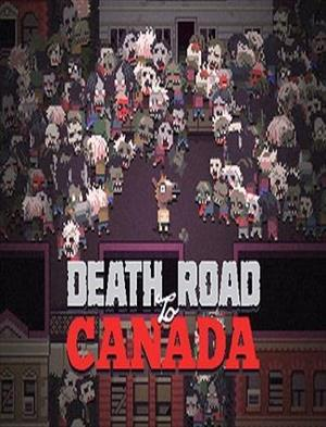 Death Road to Canada cover art