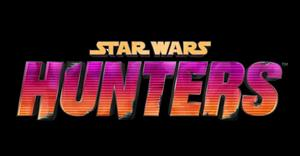 Star Wars: Hunters cover art