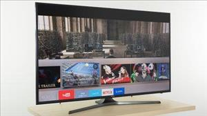 Samsung KU6300 LED 4K Ultra HD TV cover art