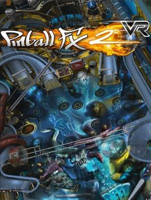 Pinball FX2 VR cover art