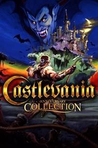 Castlevania Anniversary Collection cover art
