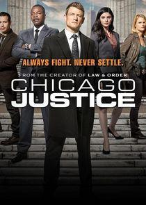Chicago Justice Season 1 cover art