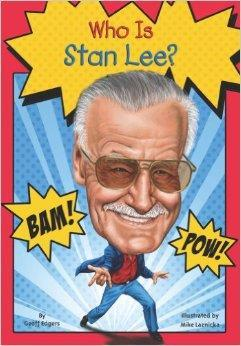 Who Is Stan Lee? (Who Was...?) cover art