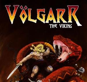 Volgarr the Viking cover art